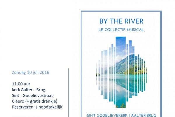 aperitiefconcert 10 juli 2016-affiche
